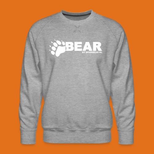 bear by bearwear sml - Men's Premium Sweatshirt