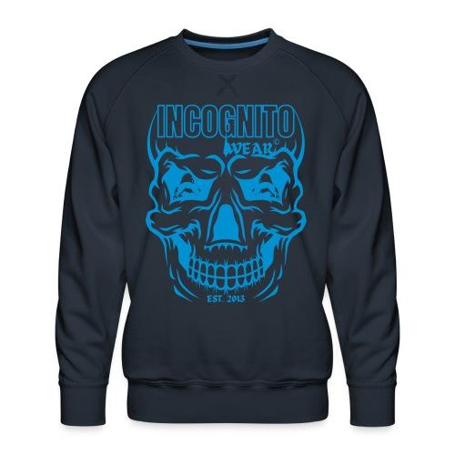 LOGO CZACHA INCOGNITO© - Bluza męska Premium