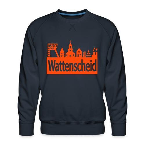 Skyline Wattenscheid - Männer Premium Pullover