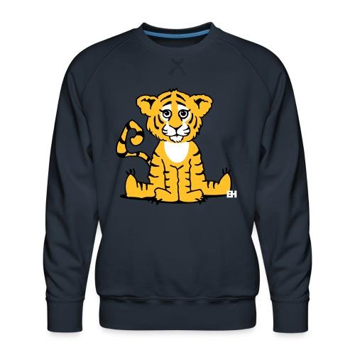 Tiger cub - Men's Premium Sweatshirt