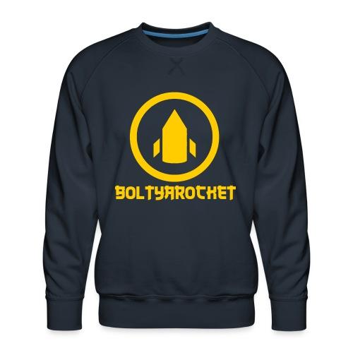 Bolt Ya Rocket - Men's Premium Sweatshirt