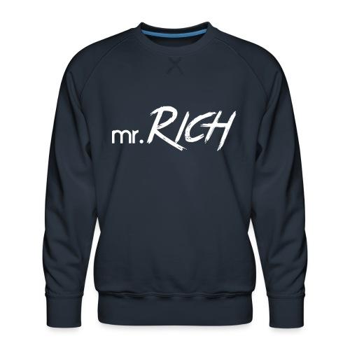 Mr. Rich - Männer Premium Pullover