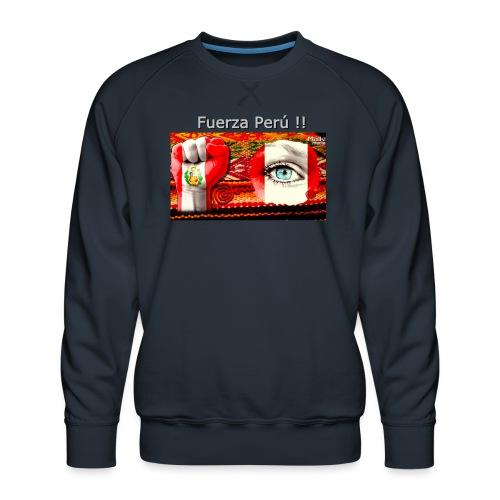 Telar Fuerza Peru I. - Männer Premium Pullover