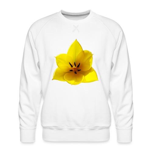 TIAN GREEN Garten - Tulpe 2020 02 - Männer Premium Pullover