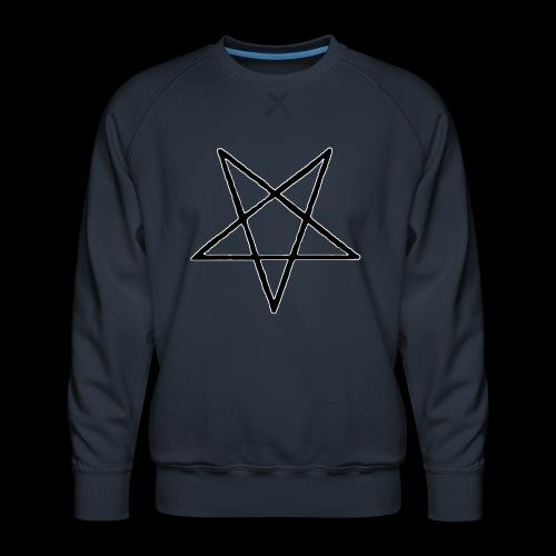 Pentagram4 png - Männer Premium Pullover