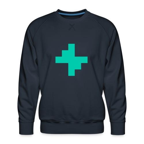 Bluspark Bolt - Men's Premium Sweatshirt