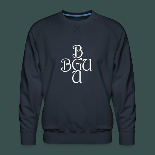 BGU - Männer Premium Pullover