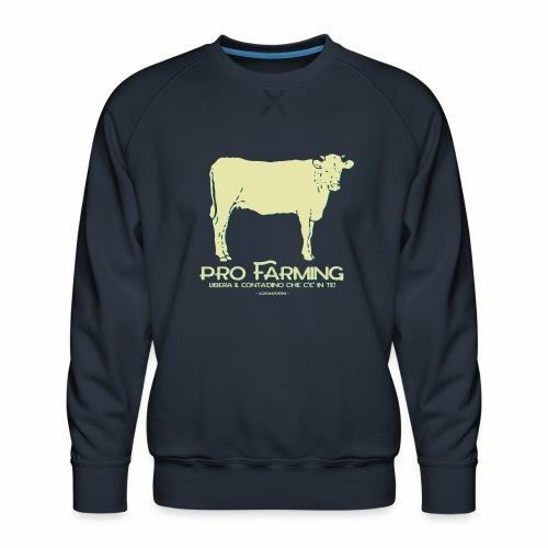 PRO Farming - Felpa premium da uomo