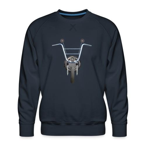steampunkbike - Mannen premium sweater