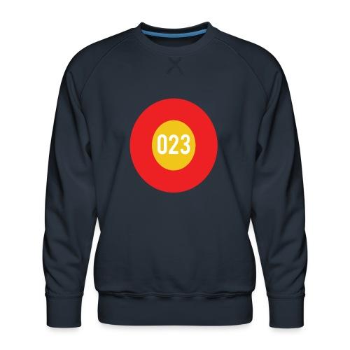 023 logo - Mannen premium sweater
