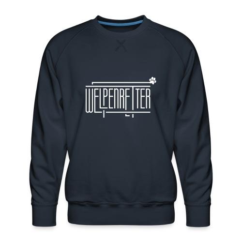 Welpenretter - Männer Premium Pullover