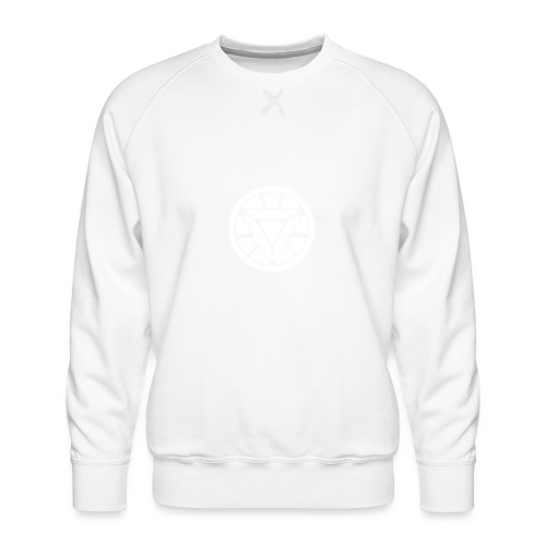 Superheld Reaktor - Männer Premium Pullover