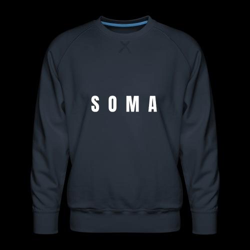 S O M A // Design - Mannen premium sweater
