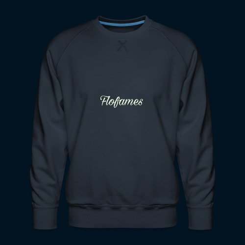 camicia di flofames - Felpa premium da uomo