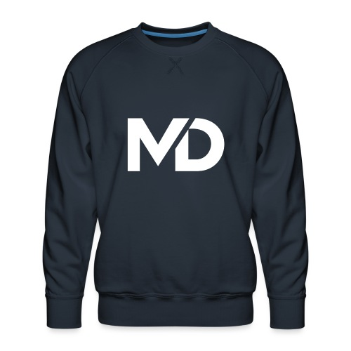 MD Clothing Official© - Sweat ras-du-cou Premium Homme