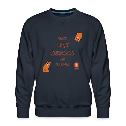 Duna Keep Calm - Premium-genser for menn