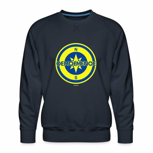 Oemoemenoe - Mannen premium sweater