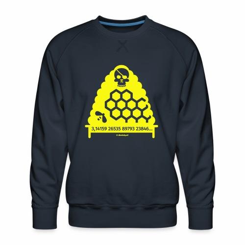 Pi-raat - Mannen premium sweater
