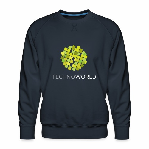 Techno World - Männer Premium Pullover