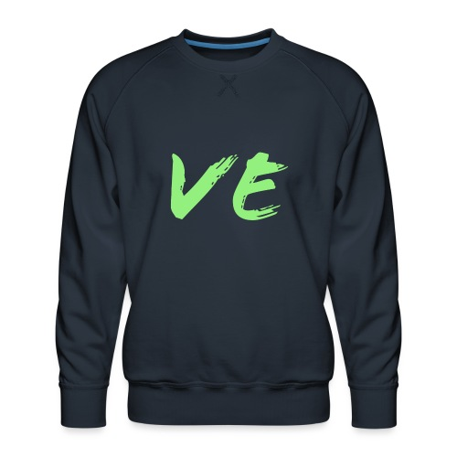 Love Paare Partnershirt Partnerlook Partnerdesign - Männer Premium Pullover