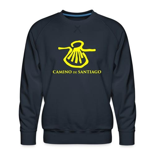 Camino de Santiago - Herre premium sweatshirt