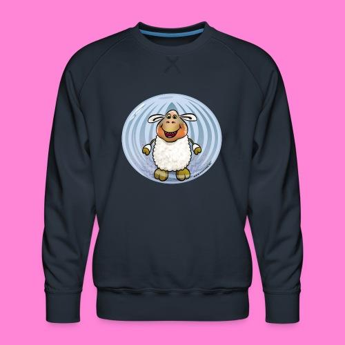 Halloween-sheep - Mannen premium sweater