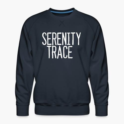 Serenity Trace LOGO W - Premium-genser for menn