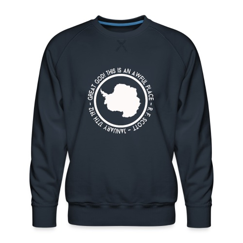 Great God! - Men's Premium Sweatshirt