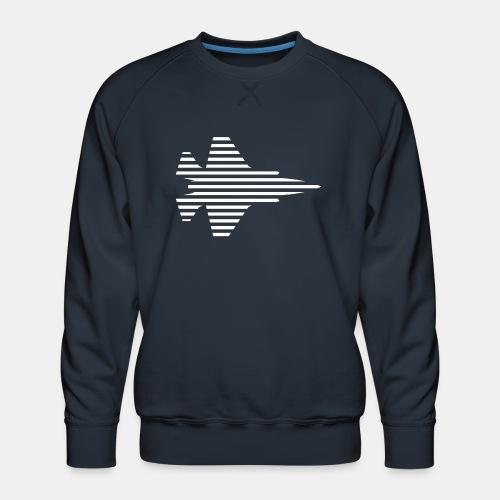 F-35 Lightning II | F 35 | F35 | combat aircraft - Men's Premium Sweatshirt