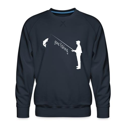 Angler gone fishing - Männer Premium Pullover