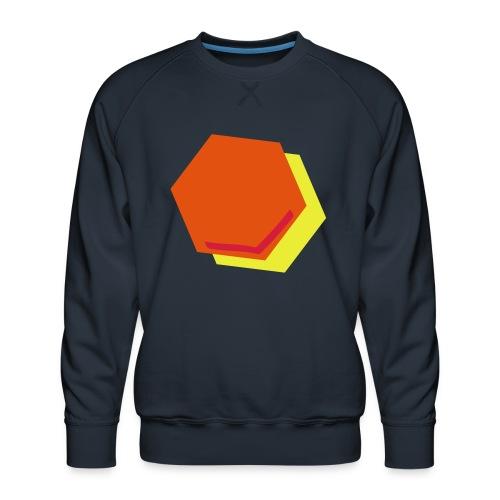 detail2 - Mannen premium sweater