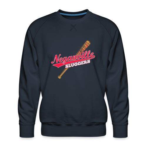 Neganville Sluggers - Men's Premium Sweatshirt