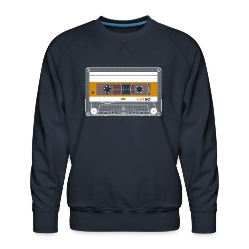 Cassette CHF - Men's Premium Sweatshirt
