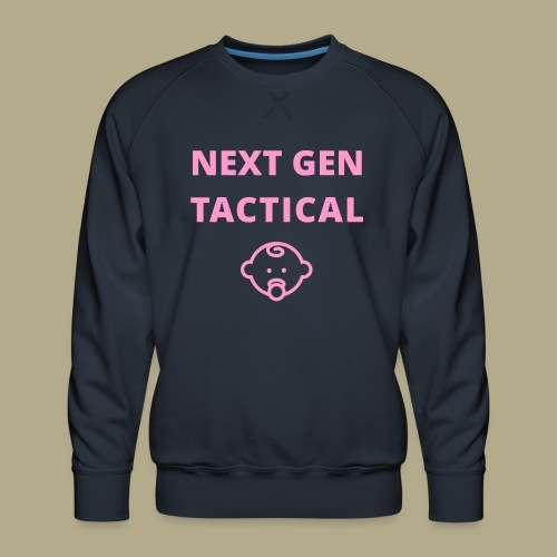 Tactical Baby Girl - Mannen premium sweater