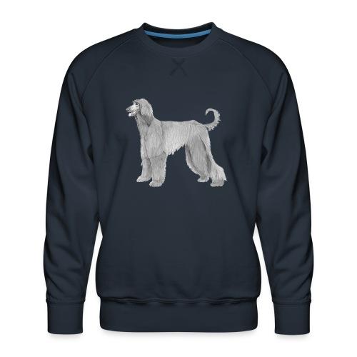 afghanskMynde - Herre premium sweatshirt