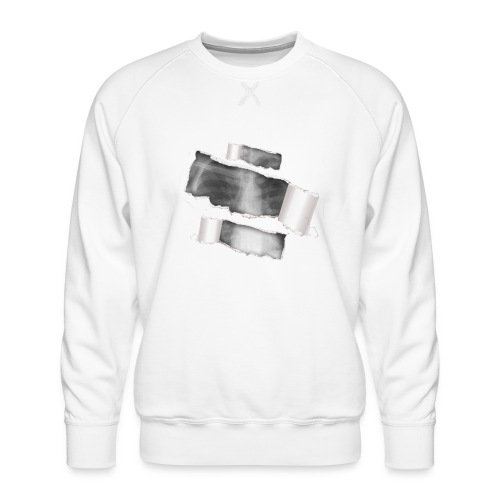 Chest X-Ray - Felpa premium da uomo