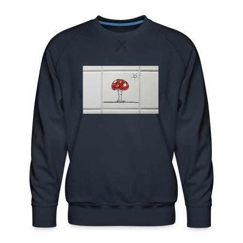 PILZ Klokunst - Männer Premium Pullover