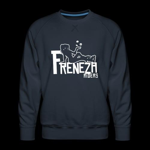 Freneza riders crew - Sweat ras-du-cou Premium Homme
