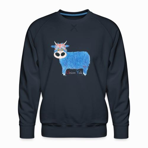 Union Yak - Männer Premium Pullover