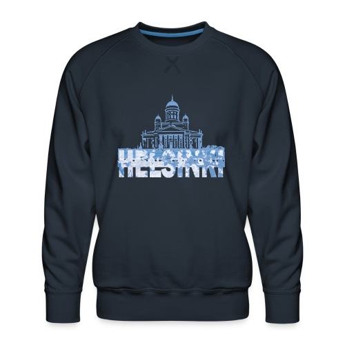 Helsinki Cathedral - Men's Premium Sweatshirt