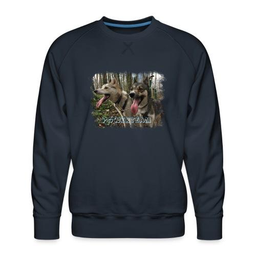 Powerteam - Männer Premium Pullover