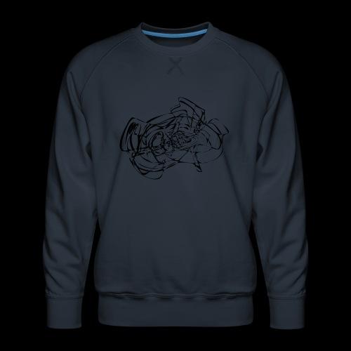 OSart6 spreadshrt mod 4rd - Männer Premium Pullover