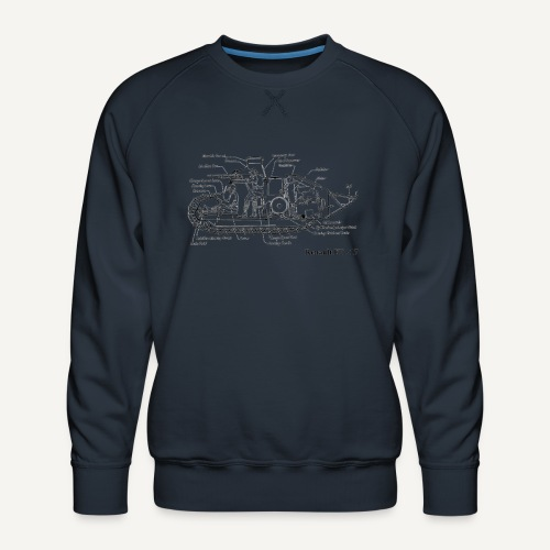 ft17 - Bluza męska Premium
