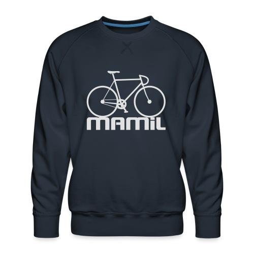 MAMiL Water bottle - Men's Premium Sweatshirt