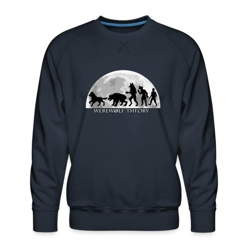 Werewolf Theory: The Change - Bluza męska Premium
