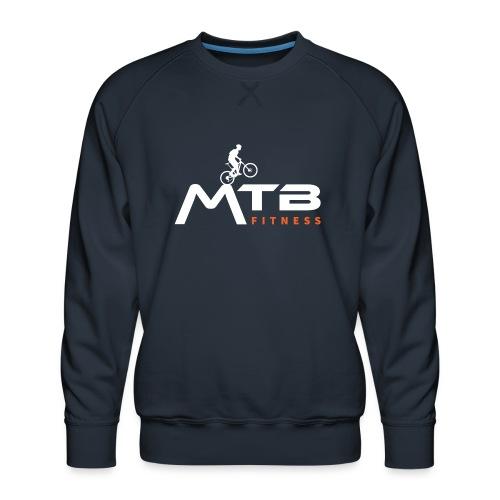 MTB Fitness Hoodie - Men's Premium Sweatshirt