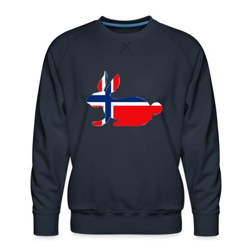 norwegian bunny - Men's Premium Sweatshirt