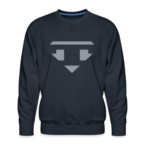 Twanneman logo Reverse - Mannen premium sweater