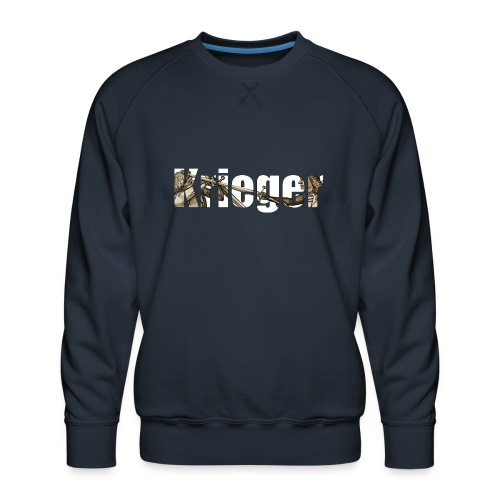 krieger - Männer Premium Pullover