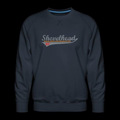 "Shovelheadschriftzug 80 im ""Baseballdesign"" - Männer Premium Pullover"
